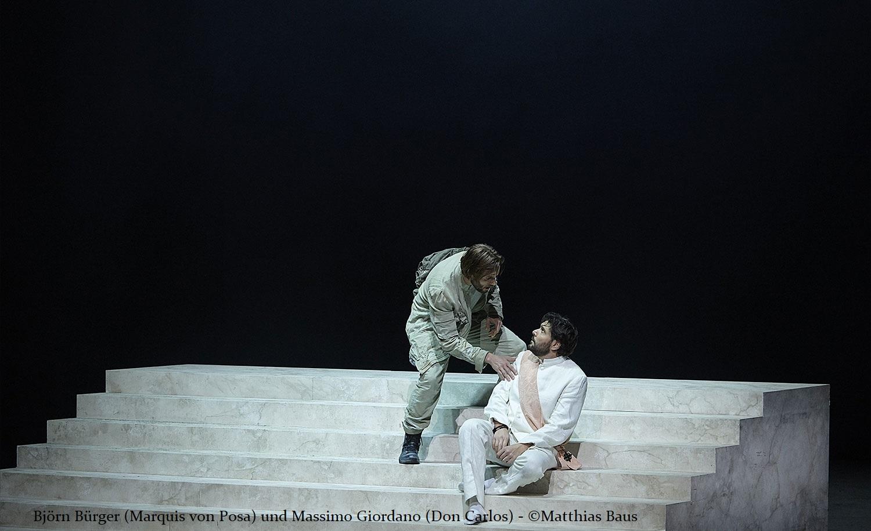 Verdi: Don Carlos / Oper Stuttgart