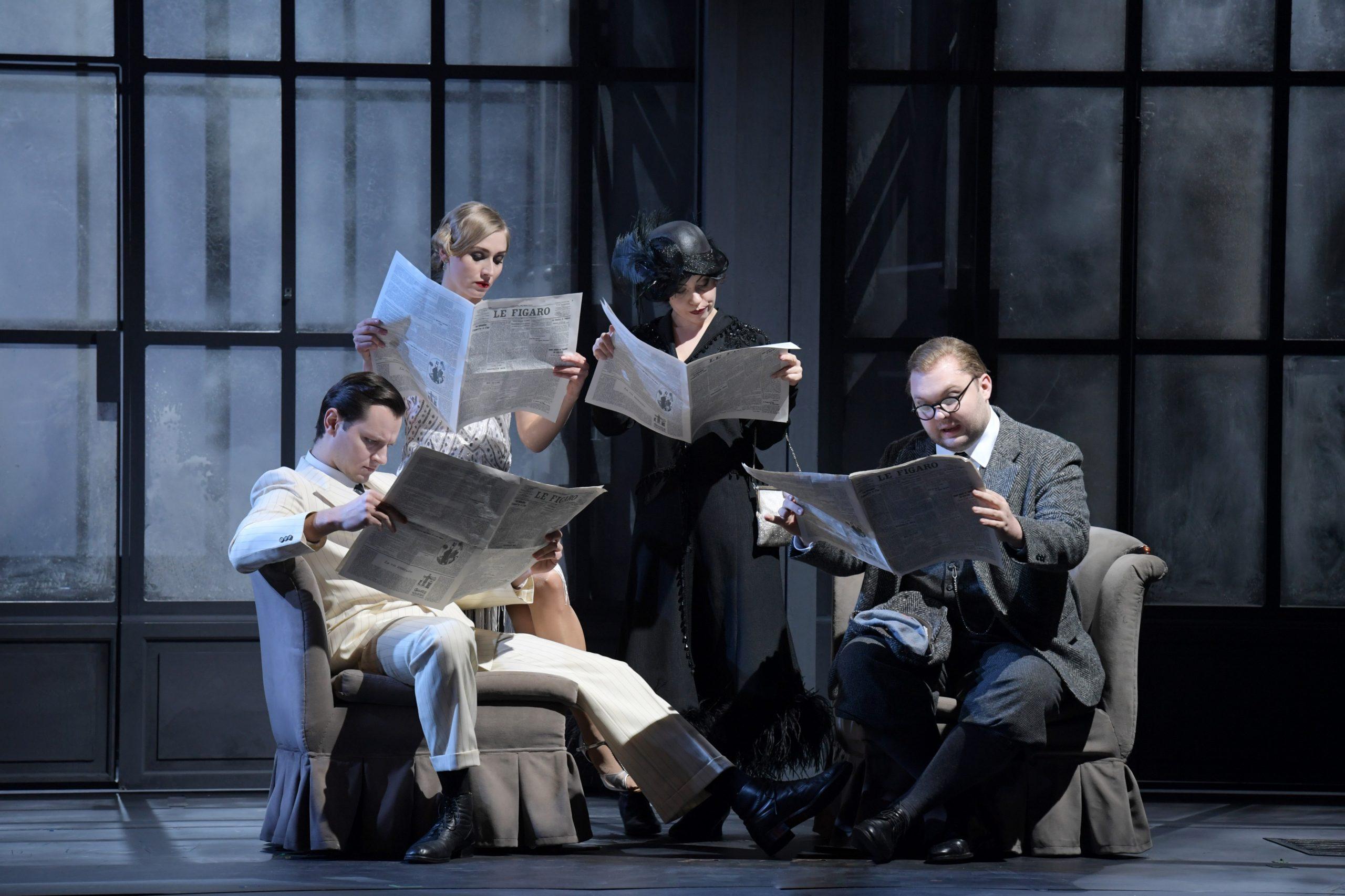 """""""La Gazzetta"""" – Rossini / Oper Frankfurt"""