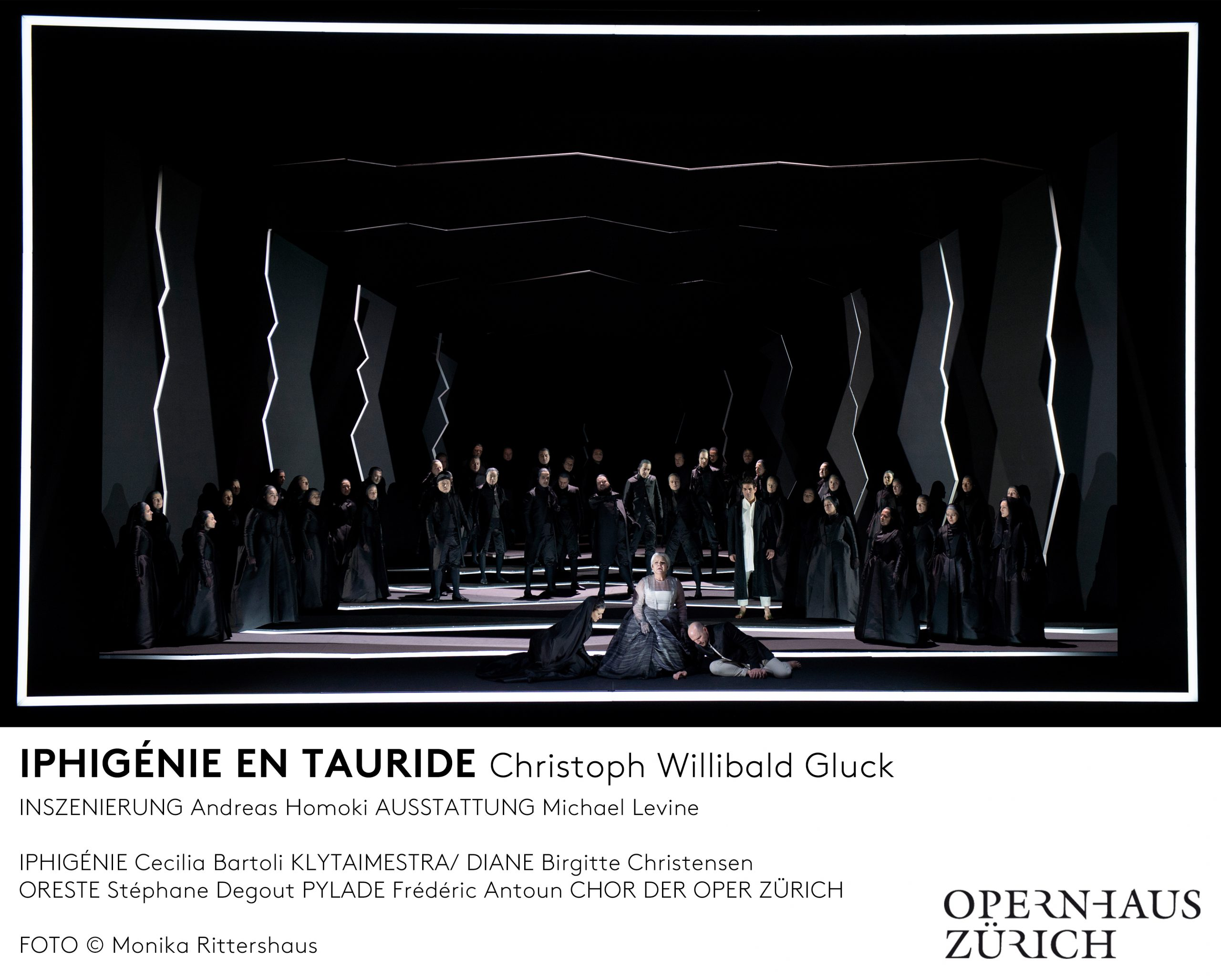 Christoph Willibald Gluck: Iphigénie en Tauride / Opernhaus Zürich